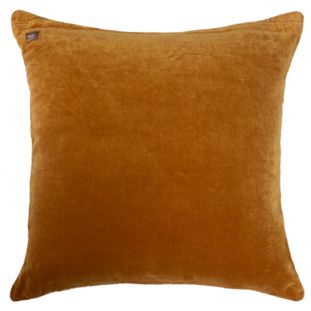 FRAME CUSHION MUSTARD