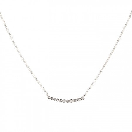 Astro Necklace - Silver