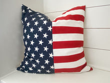 Load image into Gallery viewer, Americana Pillow Cover