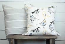 Load image into Gallery viewer, Aviary Pillow Cover