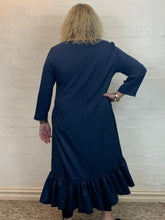 Load image into Gallery viewer, Pauline Dress - Navy