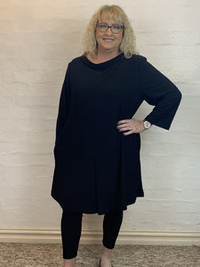 Julia Tunic/Dress - Black
