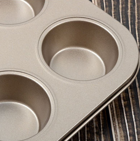 Carbon Steel 12 Cups Pan - The Cooking Foodie Shop