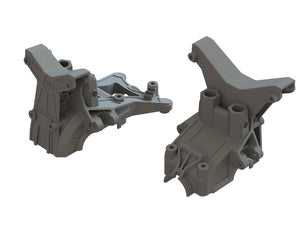 Arrma Composite Front/Rear Upper Gearbox Covers & Shock Tower