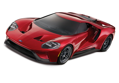 Traxxas 4-Tec 2.0 1/10 RTR Touring Car w/Ford GT Body (Red) & TQi 2.4GHz Radio System & TSM