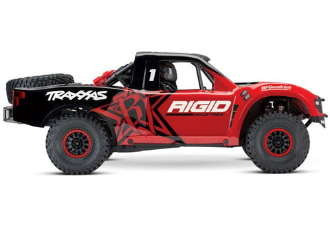 TRAXXAS UNLIMITED DESERT RACER, RIGID