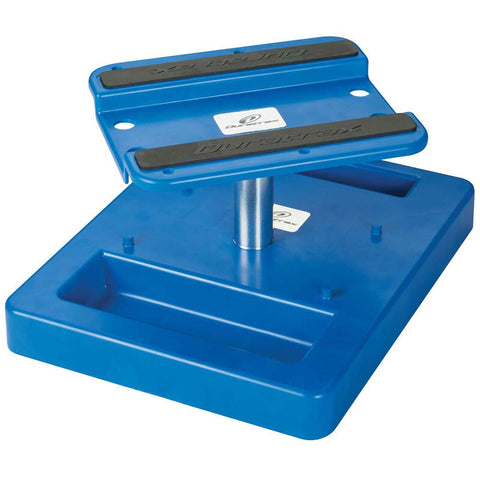 DuraTrax Pit Tech Deluxe Truck Stand (Blue)