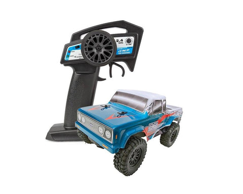 Team Associated CR28 1/28 Scale RTR 2WD Trail Truck w/2.4GHz Radio