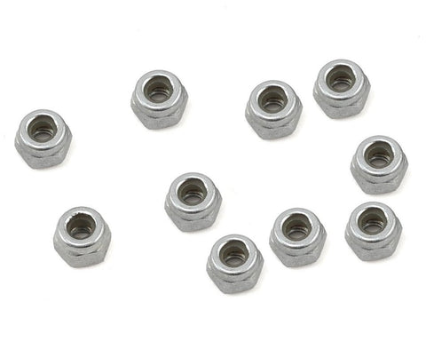 Losi 2x0.4x4mm Lock Nut (10)