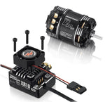 XR10 Pro Stock Spec Combo - XR10 Stock Spec 2S + V10 G3R 17.5T Sensored Brushless Motor