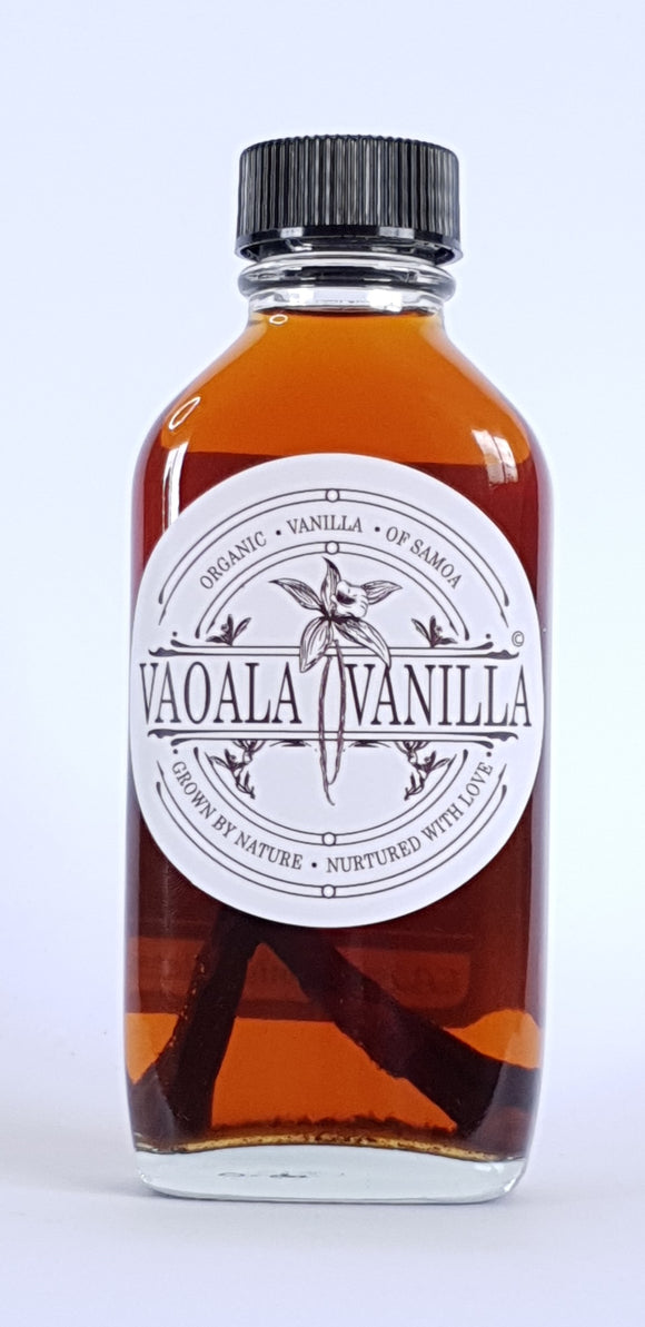 Pure Vanilla Extract (95mls)