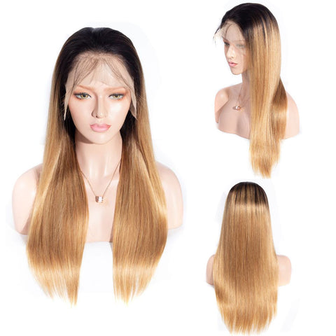 13×4 Lace Front Wig