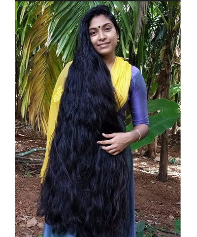 Thick Indian Hair