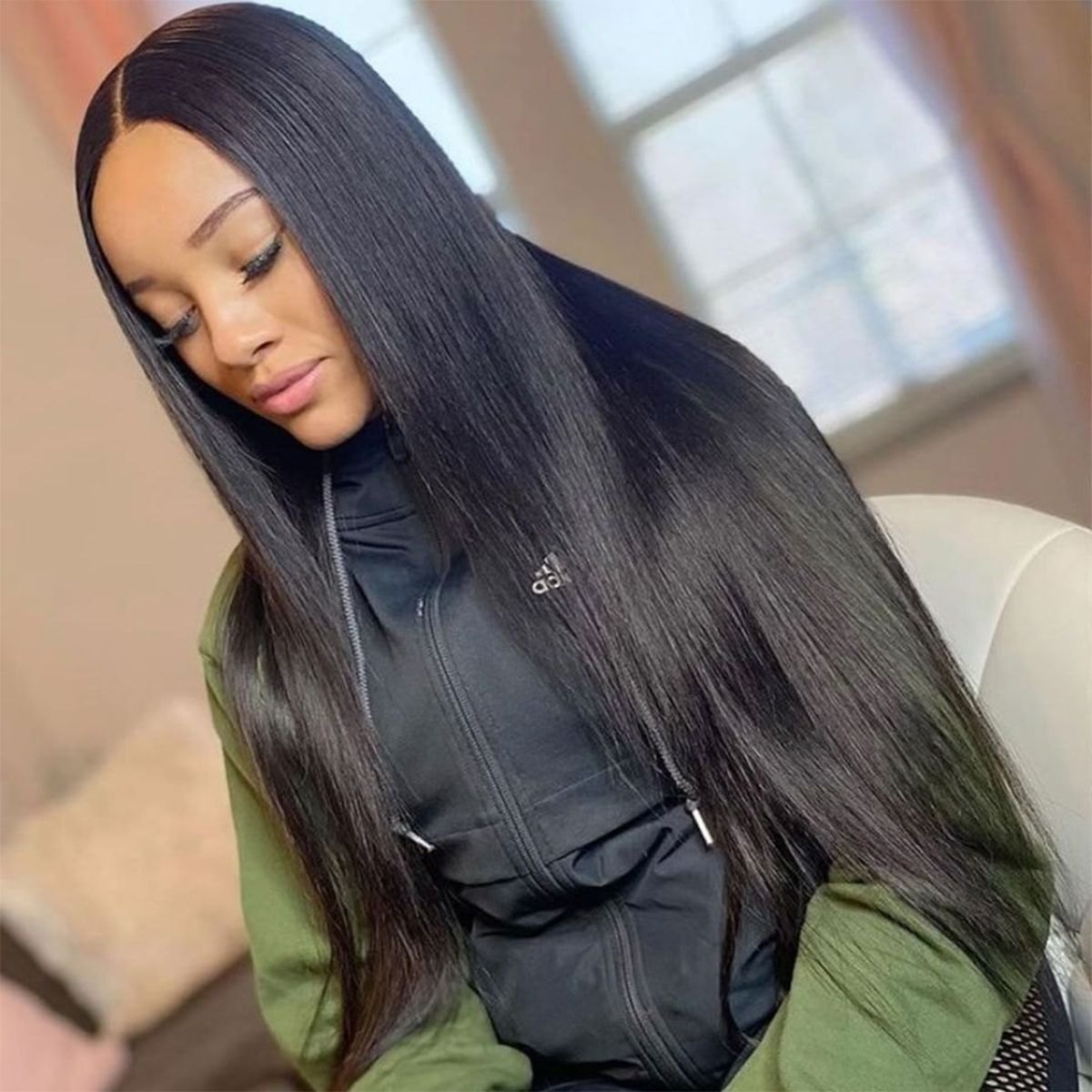 13×6 Lace Front Wig Straight