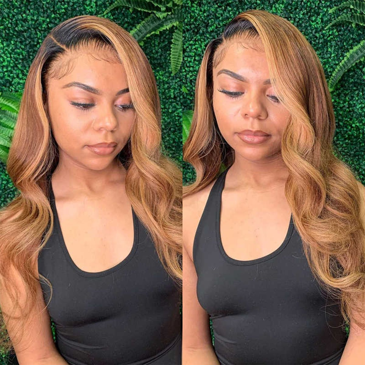 ombre-1b27-blonde-body-wave-side-part