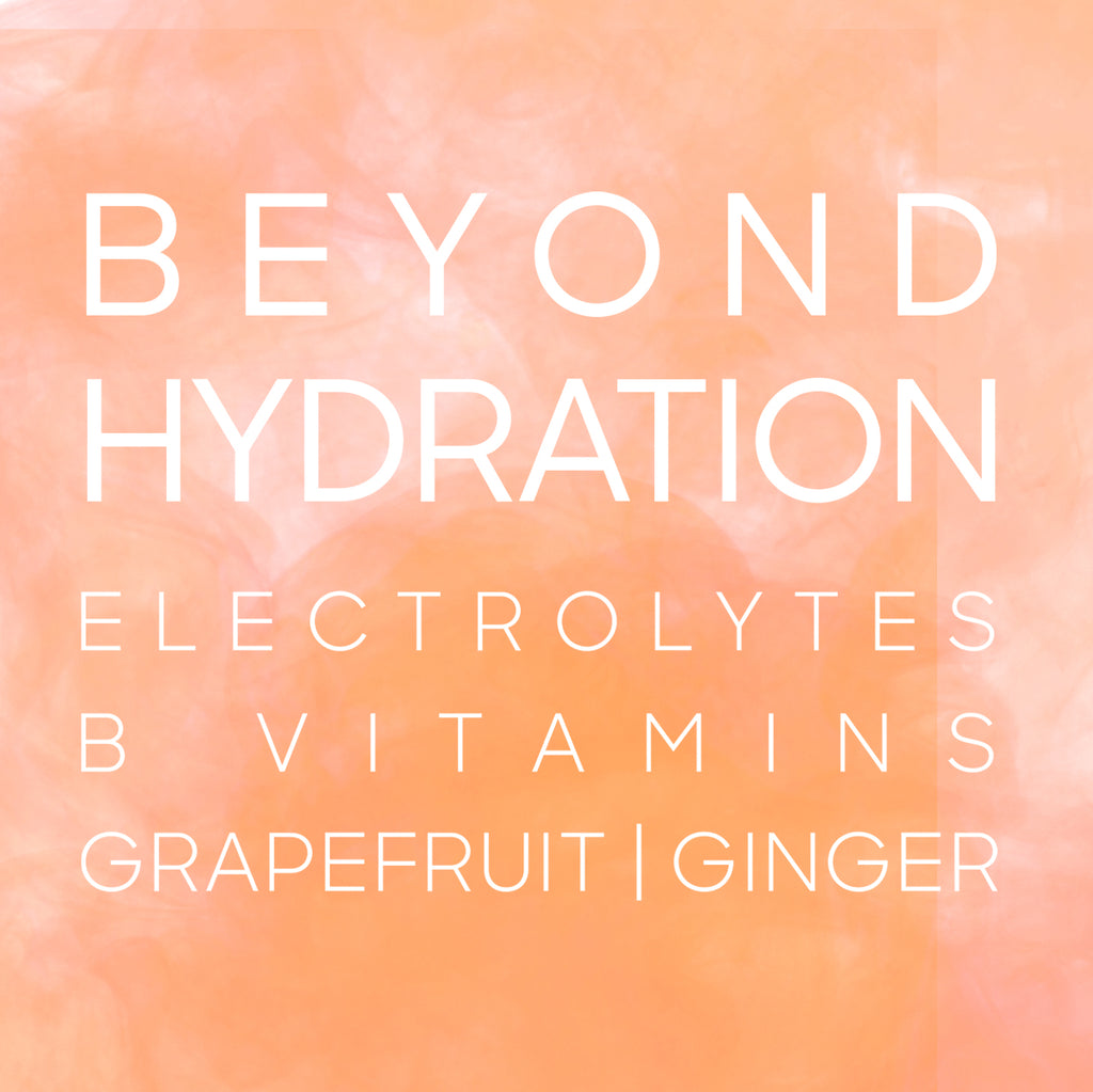 Beyond Hydration - On Tap - mkombucha