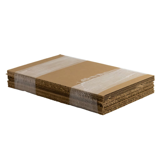 1/4 Inch Double Wall Cardboard Value 10 Pack