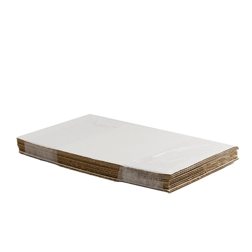 1/8 Inch White Cardboard Value 10 Pack