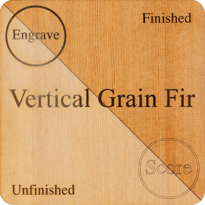 Fir, Vertical Grain