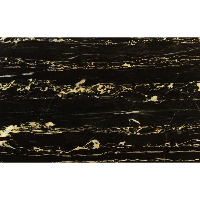 Obsidian Gold Marble