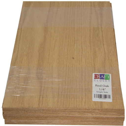 Red Oak Value 10 Pack