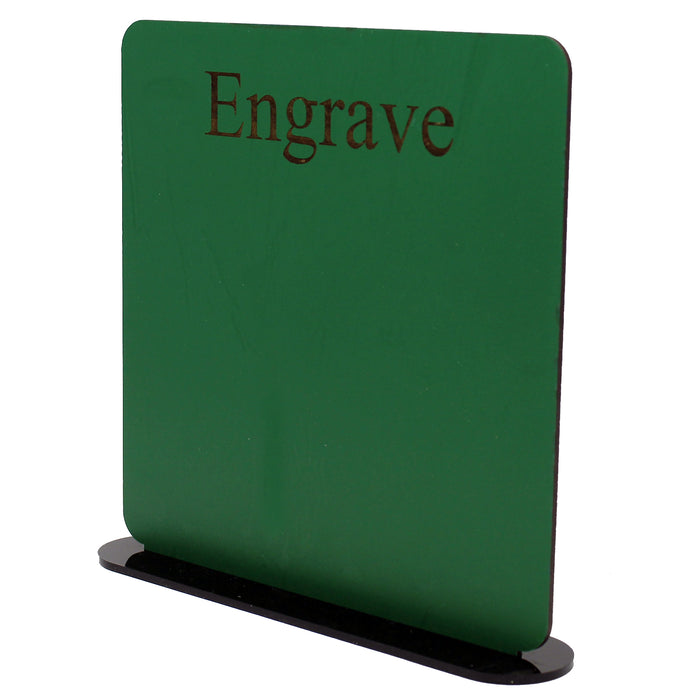 Green SOLIDboard Single Sided