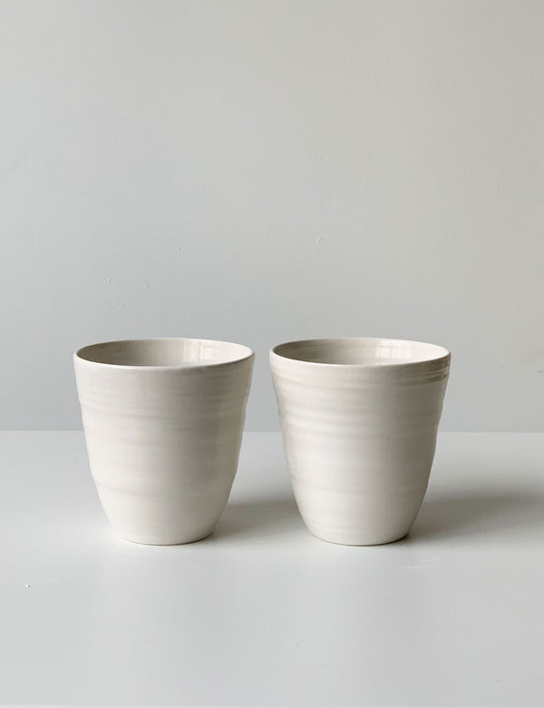 EVERYDAY PORCELAIN CUP