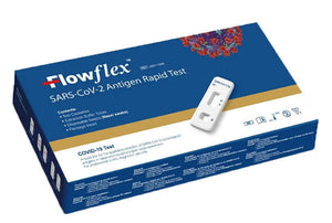 Flowflex™ SARS-Cov2  Antigen Snabbtest Single kit