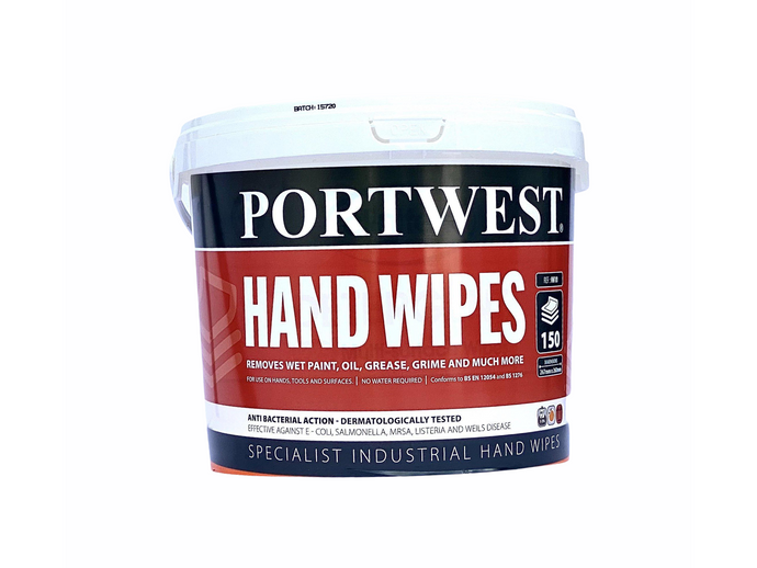 Wipes Portwest Dec