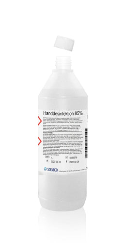 Solveco Handdesinfektion 85% 1000ml - RoslagensExpress