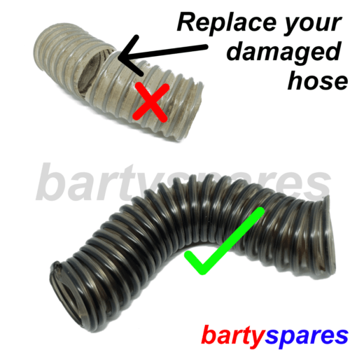 Repair Split Lower Hose for VAX 32V BLADE 24V Vacuum Floor Head Tool & FILTERS - bartyspares