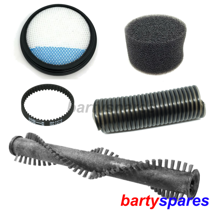 VAX BLADE Vacuum Cleaner Floor Head Tool Repair Kit Hose Brush Bar Filters Belt