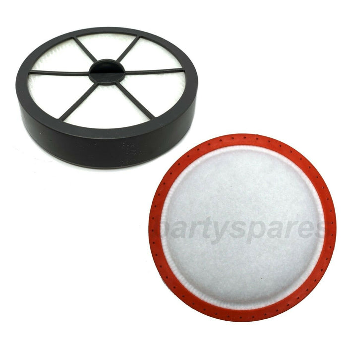 Vax Type 100 Pre Post Motor Vacuum cleaner Filter Kit AIR 3 AGILE U87-AA-BE