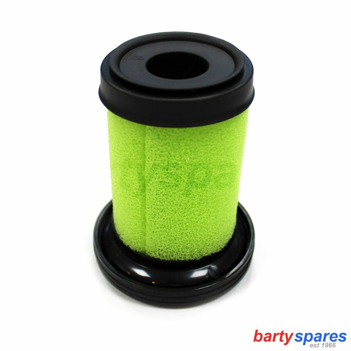 Green Vacuum Cleaner Filter for Gtech Multi Handheld ATF036 MK2 Model