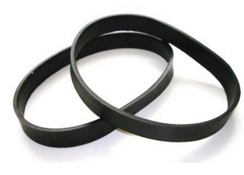 Two Drive Belts Bands for VAX Impact 702 Reach U86-IB-RE Vacuum Cleaner - bartyspares