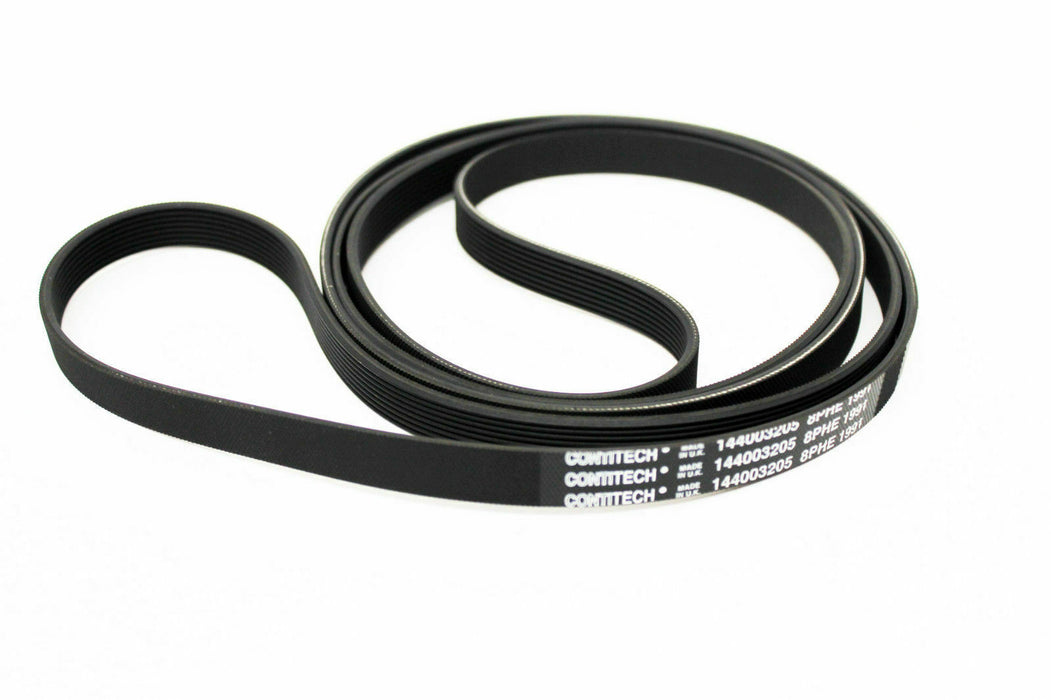 Genuine Tumble Dryer Belt Hotpoint AQUARIUS 8PHE1991 1991H8 144003205 C00300793