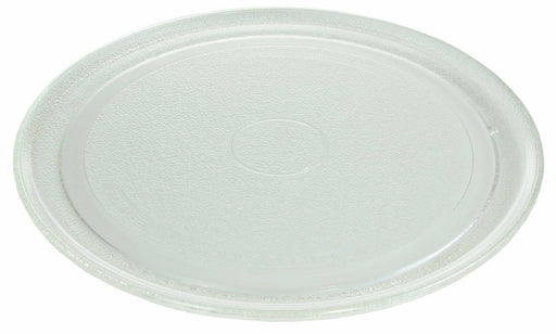 AEG Microwave Plate Smooth Flat Glass Turntable Dish 270mm / 27cm - bartyspares