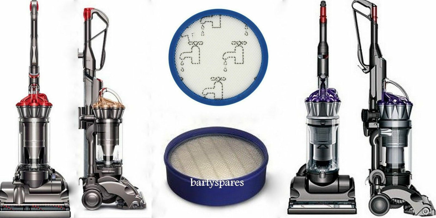 Filter Kit for DYSON DC27 Vacuum Cleaner hoover Washable Pre & Post Motor Hepa