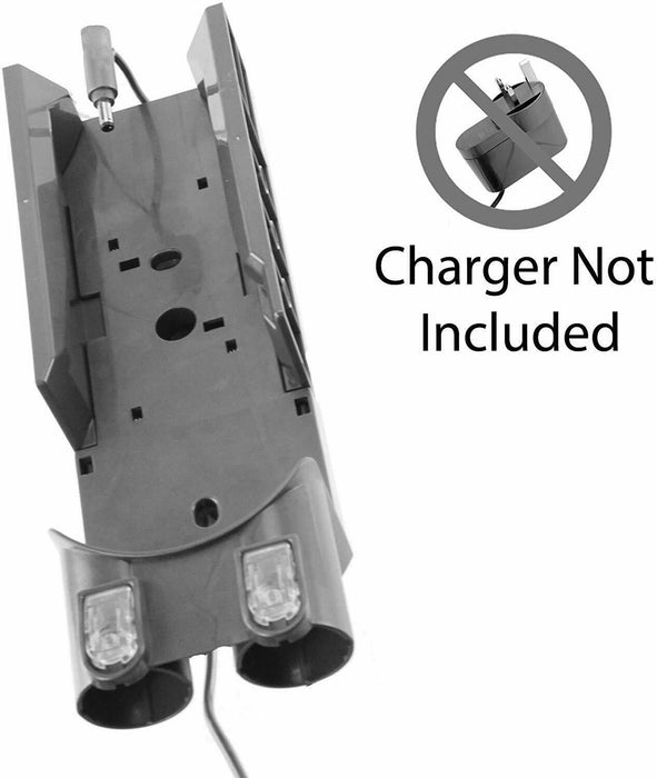 Wall Mount Bracket Charging Dock For Dyson V6 SV06 SV09 Cordless Vacuum Cleaner - bartyspares