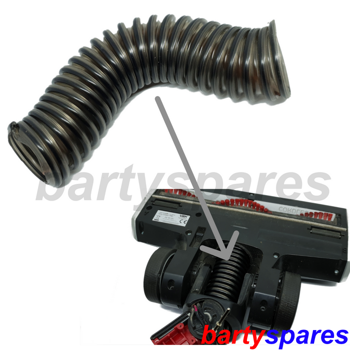 Repair Split Lower Hose for VAX 32V BLADE 24V Vacuum Floor Head Tool & FILTER