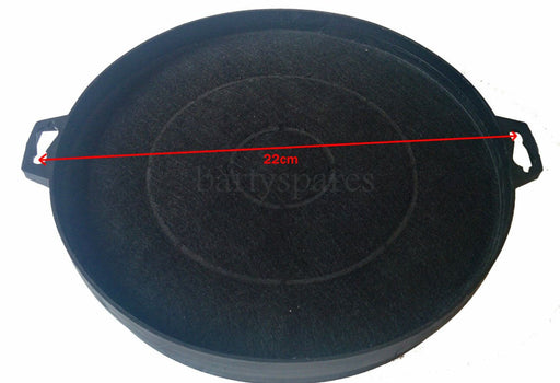 Copy of 2 x Cata Cooker Hood Extractor Carbon Charcoal Filters CH60SS , CH70SS , CH90SS - bartyspares
