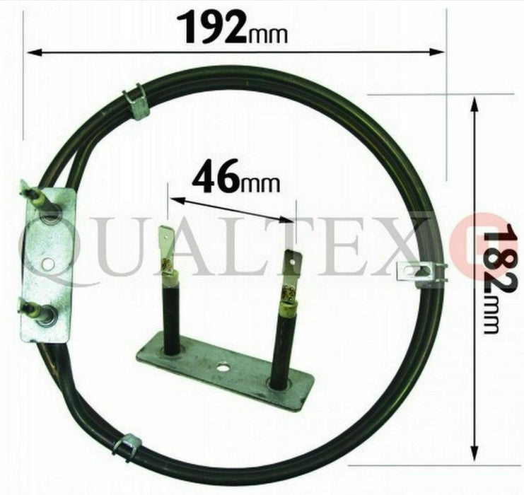 Stoves Fan Oven Heating Heater Element
