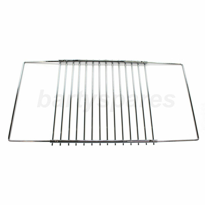 Hotpoint Adjustable Screw Secured Oven Cooker Shelf Rack Grill 350mm To 610mm