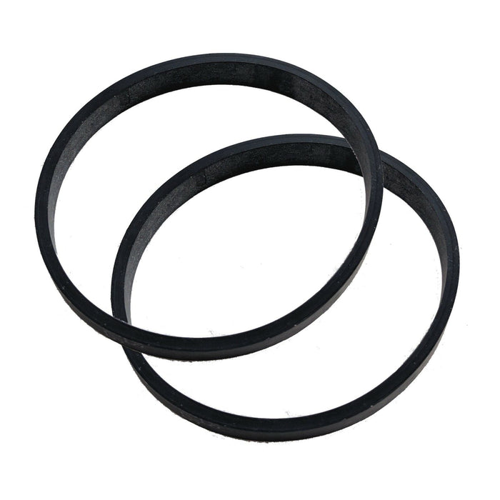 2 x Pump Belts for BISSELL DE LUX 32786, 32787, 32788 Carpet Washer - bartyspares
