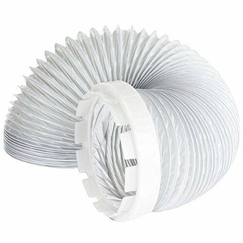 Hotpoint / Indesit Tumble Dryer 2.5 Metre Extra Long Vent Hose & Adaptor