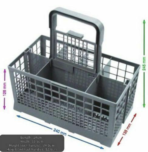 Cutlery Basket to fit Bosch Siemans Hotpoint Ariston Hygena Mfi Dishwashers - bartyspares