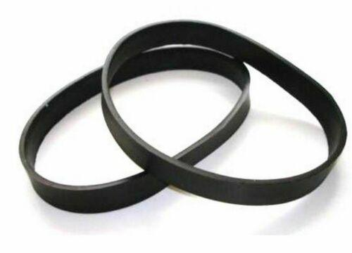 2 x Belts for Vax W85-PP-T W85-PL T Dual Power Pro Carpet Cleaner Belt 1913578100 - bartyspares