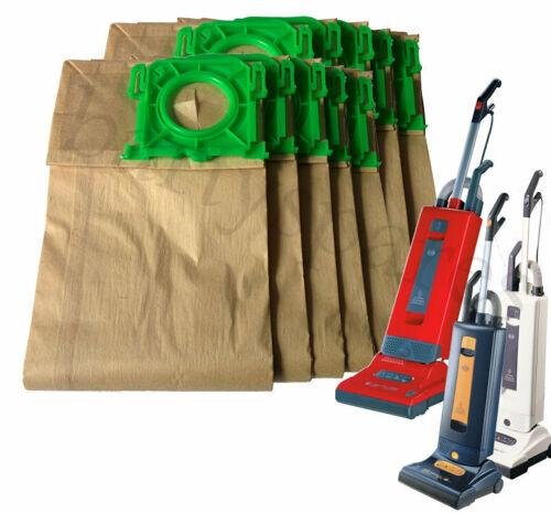 10 x Strong Dust hoover Bags for Sebo X Series & C Series Vacuum Cleaner X1 X4 X5 - bartyspares