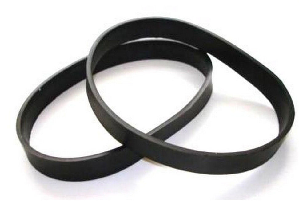 2 x Belts for Zanussi Multicyclonic Air Speed Lite ZAN2000 vacuum cleaner hoover