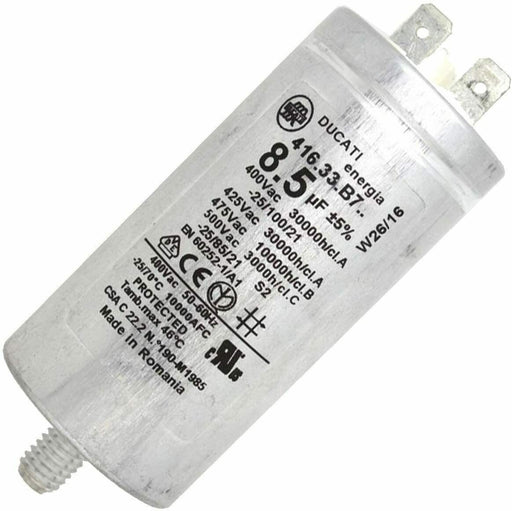 7uf 450v Capacitor For Creda Candy Tumble Dryers